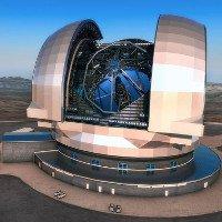 Động thổ xây dựng kính thiên văn cực lớn