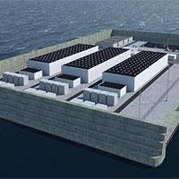 Dự án đảo năng lượng cung cấp điện cho 3 triệu hộ gia đình