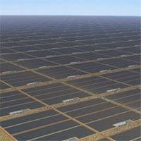 Dự án điện mặt trời 22 tỷ USD lớn nhất thế giới