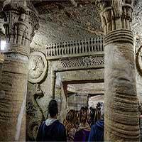 Dự án thoát nước cứu hầm mộ cổ 2.000 năm tuổi ở Ai Cập