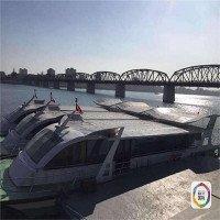 Du thuyền năng lượng mặt trời của Triều Tiên bắt đầu hoạt động
