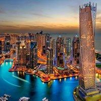 Dubai-Thành phố xa xỉ bậc nhất thế giới bây giờ và 60 năm trước