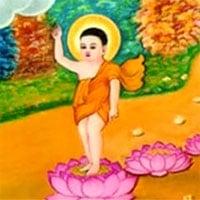 Đức Phật Thích Ca ra đời vào ngày 8/4 hay 15/4 âm lịch?