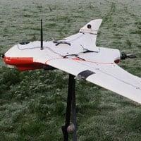 Dùng drone phóng điện vào mây để gây mưa