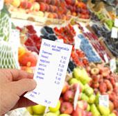 Giá rau quả tăng làm tăng trẻ em béo phì