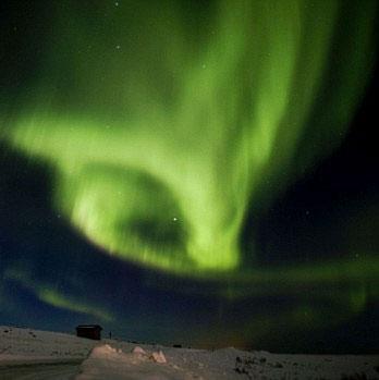 Giải mã âm thanh huyền bí của Bắc cực quang