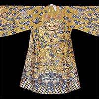 Giải mã bí ẩn áo bào của các vua nhà Nguyễn