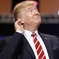 Giải mã bí ẩn về chiếc cà vạt đỏ của Tổng thống Mỹ Donald Trump