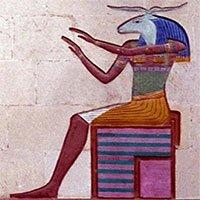 Giải mã vị thần được coi là cha của các pharaoh Ai Cập
