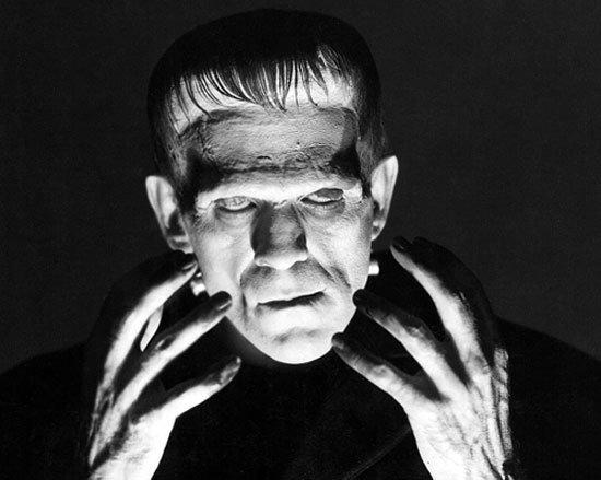 """Giải mã ý tưởng tiểu thuyết ma nổi tiếng """"Frankenstein"""""""
