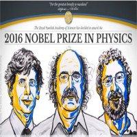 Giải Nobel Vật lý 2016 về tay bộ ba nhà khoa học