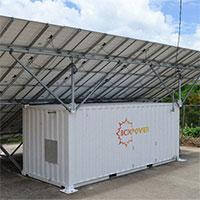 Giải pháp ứng phó thiên tai của tương lai: Một container