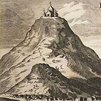 """Giai thoại ly kỳ về """"ngọn núi bạc"""" của đế chế Inca"""