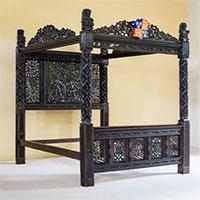 Giường của Vua Henry VII vô tình được dùng ở khách sạn trong 15 năm