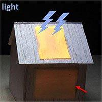 Gỗ sinh học phát quang có thể thắp sáng những ngôi nhà