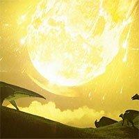 Góc bay hiểm hóc của thiên thạch xóa sổ khủng long