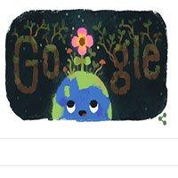 Google Doodle nhắc về Ngày Xuân phân năm 2019