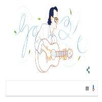 Google tiếng Việt đổi Doodle kỷ niệm sinh nhật Trịnh Công Sơn