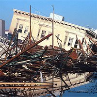 Google và trường Đại học Havard phát triển mô hình AI có thế dự đoán dư chấn động đất