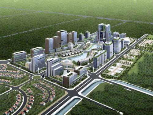 Hà Nội khởi công khu công viên phần mềm hiện đại