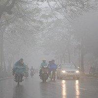 Hà Nội mưa và nồm ẩm kéo dài đến hết tuần