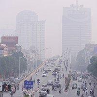 Hà Nội tiếp tục chìm trong sương mù vài ngày tới