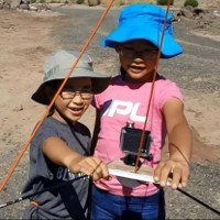 Hai cô bé Mỹ giúp NASA thu thập dữ liệu nhật thực