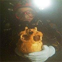 Hài cốt 10.000 năm tuổi trong hang động dưới biển