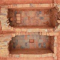 Hài cốt nghìn năm của đôi vợ chồng chôn chung mộ