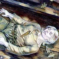 Hài cốt nữ chiến binh trong mộ cổ 1.000 năm