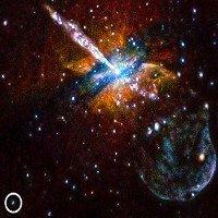 Hai nguồn tia X khó lý giải lóe sáng gần dải Ngân Hà