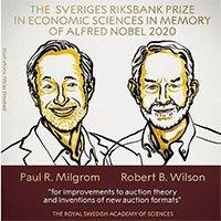 Hai nhà khoa học Mỹ thắng Nobel Kinh tế 2020