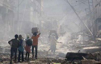 Haiti 'sẽ chịu nhiều trận động đất mới'