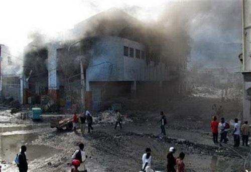 Haiti có thể lại xảy ra động đất mạnh