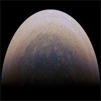Hàng loạt hình ảnh tuyệt vời của Sao Mộc được gửi về từ tàu Juno-NASA
