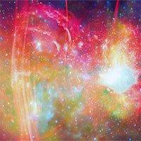 Hàng loạt thiên thể đỏ biến thành màu xanh trong