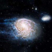Hàng ngàn thiên hà lân cận đang bị hủy diệt. Phải chăng