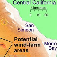Hàng nghìn hố bí ẩn xuất hiện dưới đáy biển California