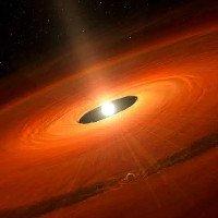 Hành tinh khổng lồ hình thành quanh ngôi sao gần Trái Đất