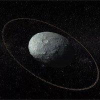 Hành tinh lùn có vành đai giống sao Thổ trong hệ Mặt Trời
