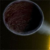 Hành tinh màu đen