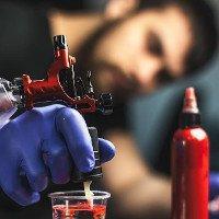 Hạt nano trong mực xăm có thể chạy trong máu
