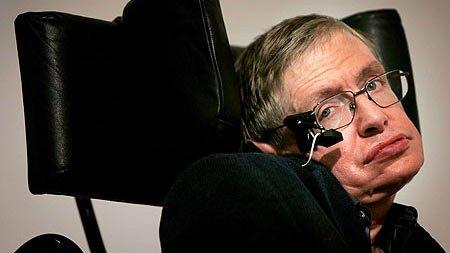 Hawking lại gây sốc: Thần học là không cần thiết!