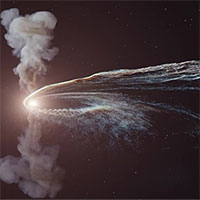 Hé lộ nguồn gốc của hạt ma đâm xuống Trái đất