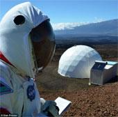 Hé lộ thực phẩm dành cho người lên sao Hỏa