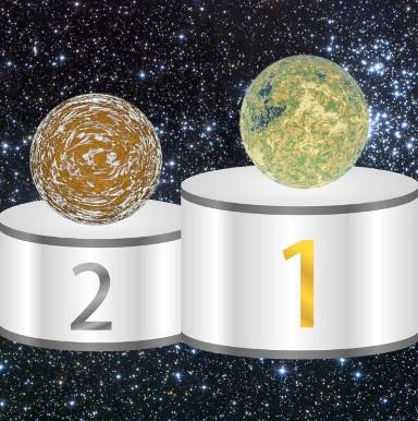 Hệ thống chỉ số tìm kiếm sự sống ngoài Trái Đất