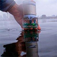 Hệ thống định vị dưới nước không cần pin