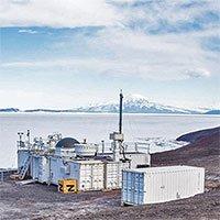 Hiện tượng hiếm gặp: Nam Cực mưa phùn dai dẳng ở nhiệt độ dưới 0