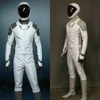 Hình ảnh chính thức đầu tiên về bộ đồ phi hành gia được SpaceX sử dụng