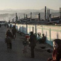 Hình ảnh hiếm về cuộc sống ở miền duyên hải Triều Tiên